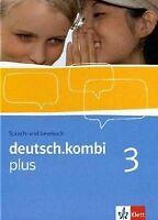 deutsch.kombi PLUS 3. 7. Klasse. Allgemeine Ausgabe für ... | Buch | Zustand gut