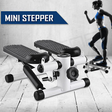 MINI CARDIO STEPPER TRAINER FITNESS CALVES THIGH EXERCISE WORKOUT TWISTER GYM W