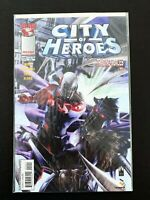 CITY OF HEROES #12 (2005 SERIES) IMAGE COMICS NM+ 2006