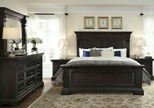 Ski Caldwell 5 Piece Cal King Bedroom Set Free Delivery
