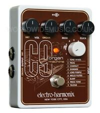 EHX Electro Harmonix C9 Organ Machine FX Pedal / Stomp Box