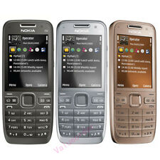 Nokia E Series E52 Unlocked Mobile Phone WIFI GPS 3G 3.2MP Bluetooth Smartphone