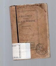 il mese di maggio consegnato alla ss vergine -  1865