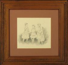 "Barbara Bosworth Original Drawing: ""God Loves You"""