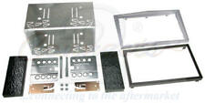 CONNECTS2 Astra H 2004+ Double Din Car Stereo Facia Fitting Kit CHROME CT23VX03