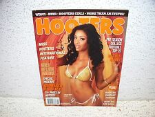 Hooters Magazine July / August 2011 Girls of Latin America