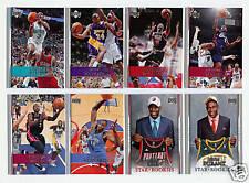 2007-08 Upper Deck Basketball - Complete Set - 242 Cards