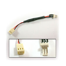 3Pin Anti-Noise/Quiet CPU/PC Slow Cooling Cooler Fan Speed Adapter Cable Lead