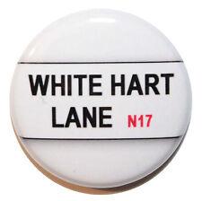 "1"" (25mm) Tottenham - WHITE HART LANE N17 - Football Button Badge Pin"
