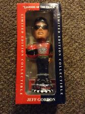 Jeff Gordon #24 Forever Collectibles ~ Legends Of The Track~ Bobble-Head Nib