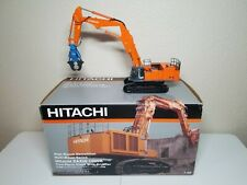 Hitachi ZX1000k Zaxis Orange High Reach Demolition Excavator NZG 1:50 Model #781