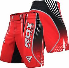 Rdx Mma Training Shorts Kickboxing Grappling Gym Wear Fighting Cage Ca