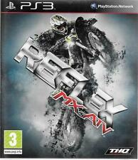 MX vs ATV Reflex-ps3 PLAYSTATION 3-MOLTO BUONO - 1st Class consegna