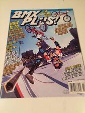 NOS ORIGINAL BMX PLUS! MAGAZINE 2000 ISSUES FEB MAR APR MAY JUN JUL AUG SEPT ETC