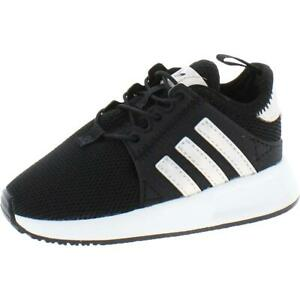 Adidas Boys X_PLR B/W Slip-On Sneakers Shoes 5 Medium (D) Toddler BHFO 4715