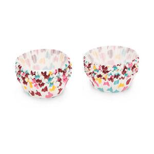 200 Muffinform Muffin Cupcake Muffins Kuchen Form Bachform Backen Papier Punkte