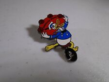 WILLABEE & WARD--DONALD DUCK 1935--DISNEY PIN (LOOK)