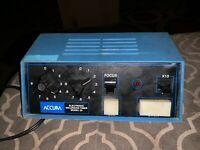 Accura Electronic Enlarging Timer Model 30 • X10 Photo Developing