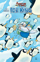 Adventure Time Ice King #1 Kaboom 2016 COVER A 1ST PRINT