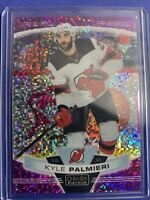 2019-20 OPC Platinum Violet Pixels #94 Kyle Palmieri /399 New Jersey Devils