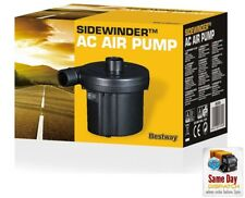 BESTWAY SIDEWINDER ELECTRIC AC AIR PUMP FOR INFLATABLES AIR BEDS TOYS