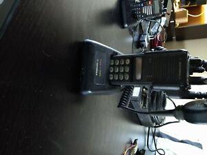 Motorola MTX8000 Two Way Radio H01UCH6DB7AN