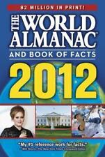 THE WORLD ALMANAC AND BOOK OF FACTS 2012 [9781600571473]