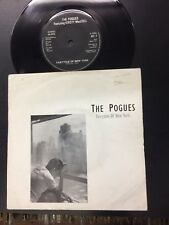 "THE POGUES+KIRSTY MacCOLL:""FAIRYTALE OF NEW YORK""+PICTURE COVER.1987 ORIGINAL."