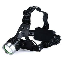 Geocaching Kopflampe HEAD 2 - T6 LED Stirnlampe, Lampe