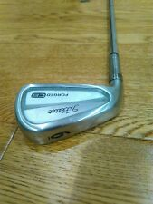 Titleist cb forged 712 Demo 6 Iron left handed Good Condition