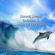 Natürliche Sounds Delphine & Musik Von The Ocean CD Entspannung Schlaf