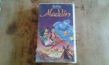 Usado - Película ALADDIN Los Clásicos, Walt Disney - VHS - Item For Collectors