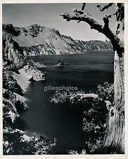 CRATER LAKE c. 1950 - Oregon - USA 23