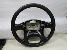 Isuzu Trooper 3.0 MK2 facelift 91-02 4JX1 leather steering wheel + controls