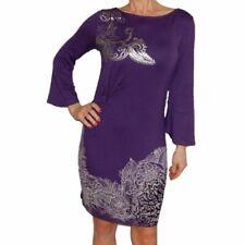 DESIGUAL  BNWT  Natalia Dress - Purple - Size XL; UK 16 approx