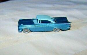 Vintage Matchbox Moko Lesney #57b Chevrolet Impala 1961 Two Tone Minty Color