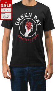 Green Day - American Idiot Official Licenced Merch New Unisex T-shirt (SALE!!!)