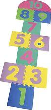 Playshoes Hopscotch Soft Foam Jigsaw Puzzle Playmat 10pcs - New RRP £75