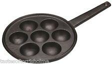 Kitchen Craft hierro fundido aebleskiver Danés bola redonda Tortita FABRICACIÓN