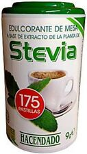 Quality Stevia Sweetener 175 Tablets Sugar Substitute Diabetic Buy From Spain