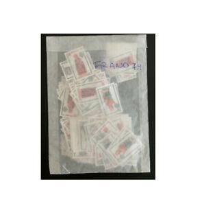 1974 Andorra französische Post; 100 Serien Europa, ***/MNH,  ME 2500,-