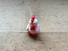 Charm Hen Chick Cute Handmade From Clay Jewellery Making Farm Bird