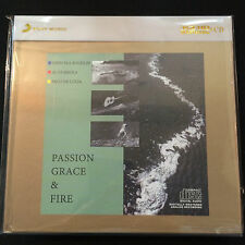 John Mclaughlin Al Di Meola Passion Grace & Fire K2HD CD Japan Limited No.<10