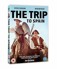 THE TRIP TO SPAIN Steve Coogan Rob Brydon MINISERIE TV in Inglese DVD NEW .cp
