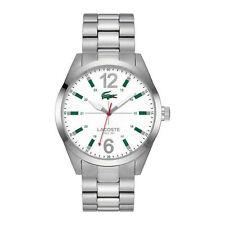 Sportliche Lacoste Armbanduhren aus Edelstahl für Herren