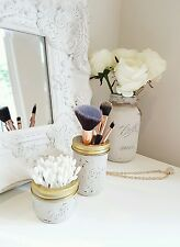 Painted Mason jars set of 3 - Perfect for Home Decor/Centerpieces