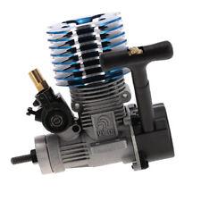 Blue VX 18 Motor Nitro 2.74cc con encendedor para coche RC Buggy camión Truggy 1:10