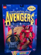 Marvel Earth's Mightiest Heros Avengers Iron Man Action Figure