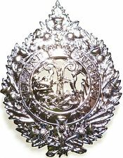 ARGYLL AND SUTHERLAND CLASSIC GENUINE REGIMENTAL CAP BADGE