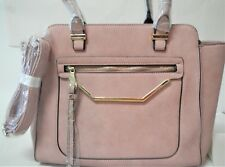 Dream Collection-Women's Trendy OH So Chic Satchel/Hobo/Handbag Salmon